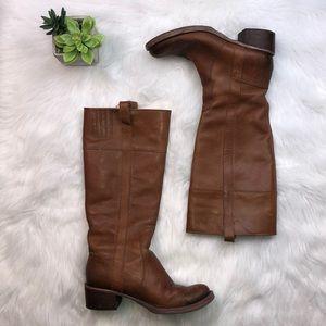 Lucky Brand Sz 8 knee high boots